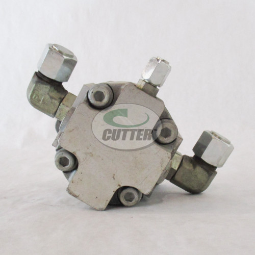 Hydraulic  Deck Motor - Fits Toro