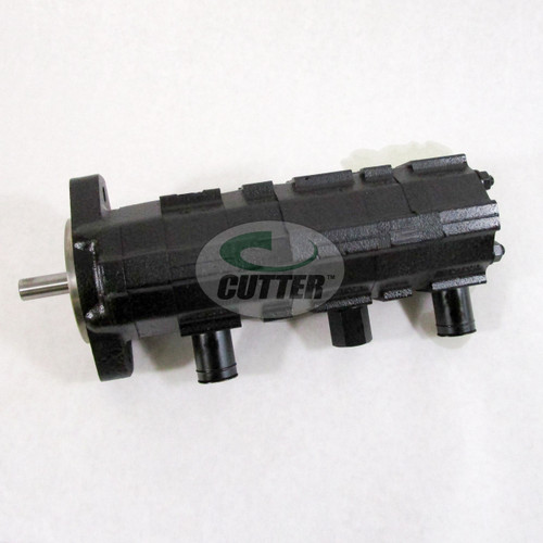 New - Hydraulic Sectional Gear Pump - Fits Toro