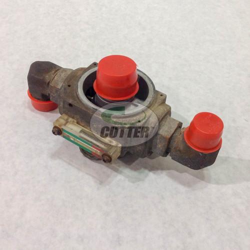 Oil Filter ASM / Filter Head - Fits Toro