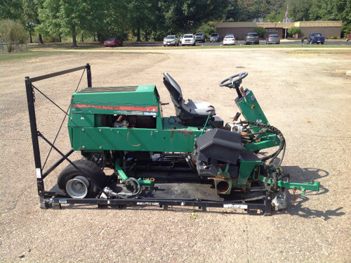 Ransomes 951D Rotary Mower PARTS MACHINE - Cutter Parts Online