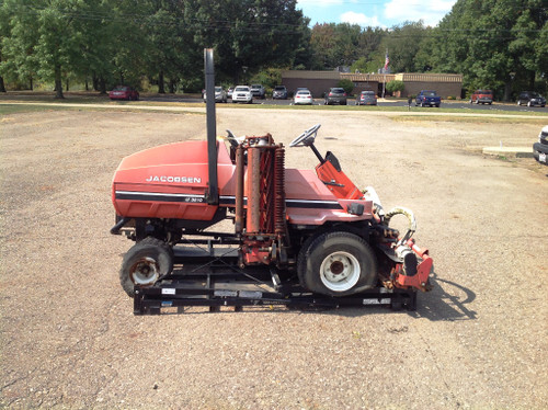 Jacobsen LF3810 PARTS MACHINE