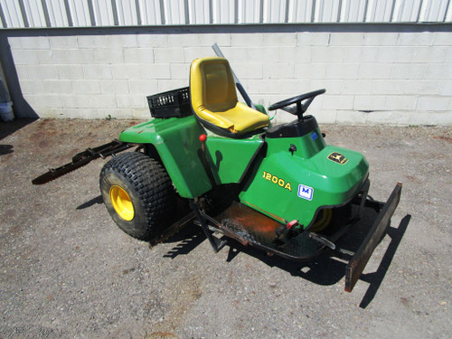 John Deere 1200A PARTS MACHINE