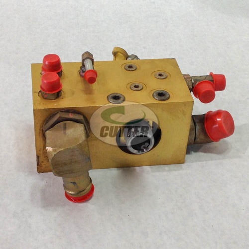 Used Toro Filter Manifold 110-0451