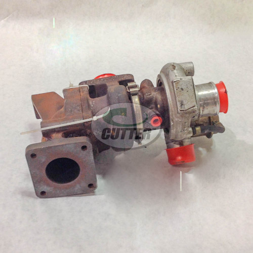 Used Toro Turbo Charger Assembly 108-7093
