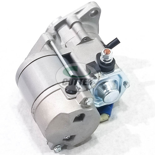 New - 12V Starter -Replaces Toro 100-9237