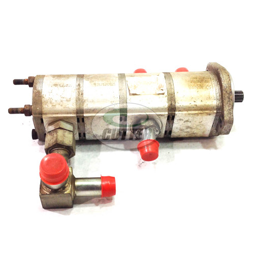 Used Gear Pump Assembly - Fits Toro