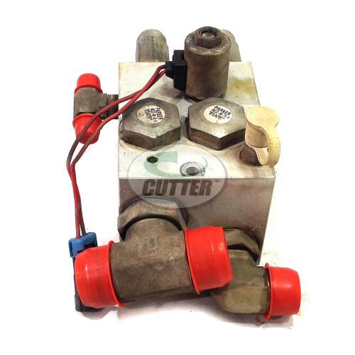 Used PTO Manifold Asm 105-4562 - Fits Toro
