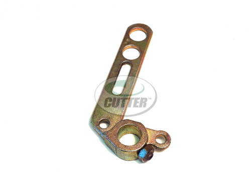 New LH Extended Bracket Replaces MT3072 - Fits John Deere