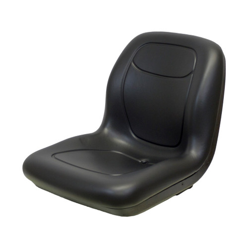 New Uni Pro Mid Back Bucket Seat Black