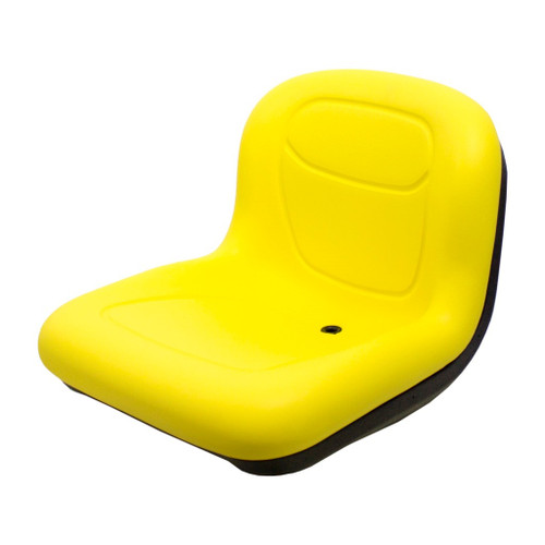 New - Uni Pro Low Back Bucket Seat Yellow