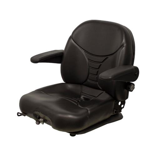 New Black Uni Pro Seat & Air Suspension