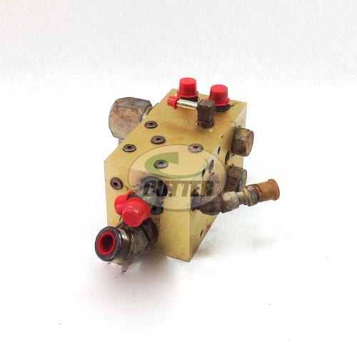 Filter Manifold Assembly - Toro 100-5558