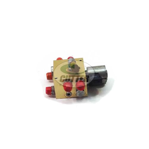 Toro Fan Drive Manifold Assembly - 114-3847