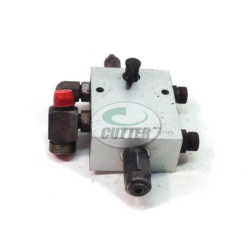 USED - Jacobsen Mow Control Valve - 4135581