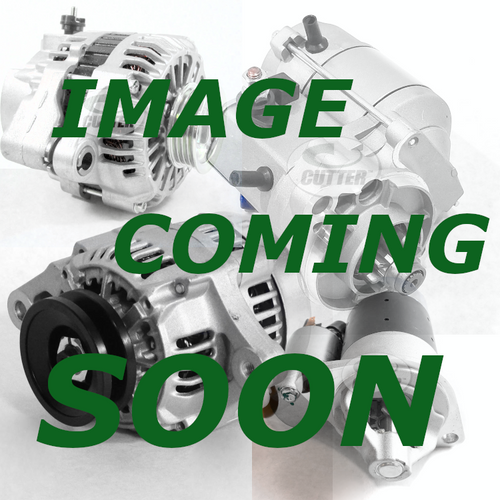New 12v/15A Alternator - Fits John Deere - Replaces AM879144