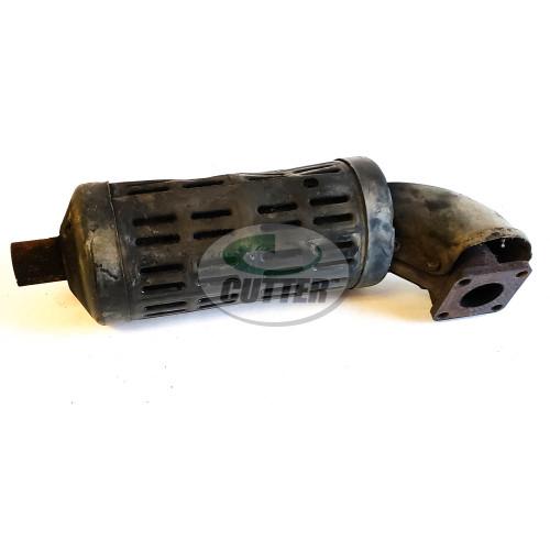 Used Jacobsen Muffler Assembly 554482