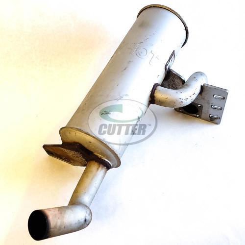 Used Exhaust Muffler 105-9260