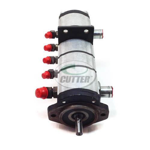 Jacobsen 5 Section Gear Pump Assembly 4243202