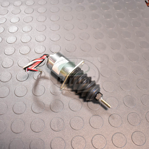 New - Fuel Solenoid Fits John Deere Replaces AM124383