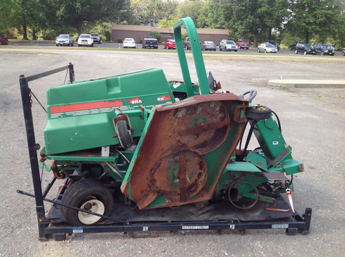 Ransomes 951D Rotary Mower PARTS MACHINE