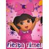 Dora Polka Dot Fiesta Royal Plush Blanket