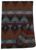 Wooded River Painted Desert Southwest Throw