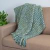 Kennebunk Home Mesa Throw Blanket in Surf