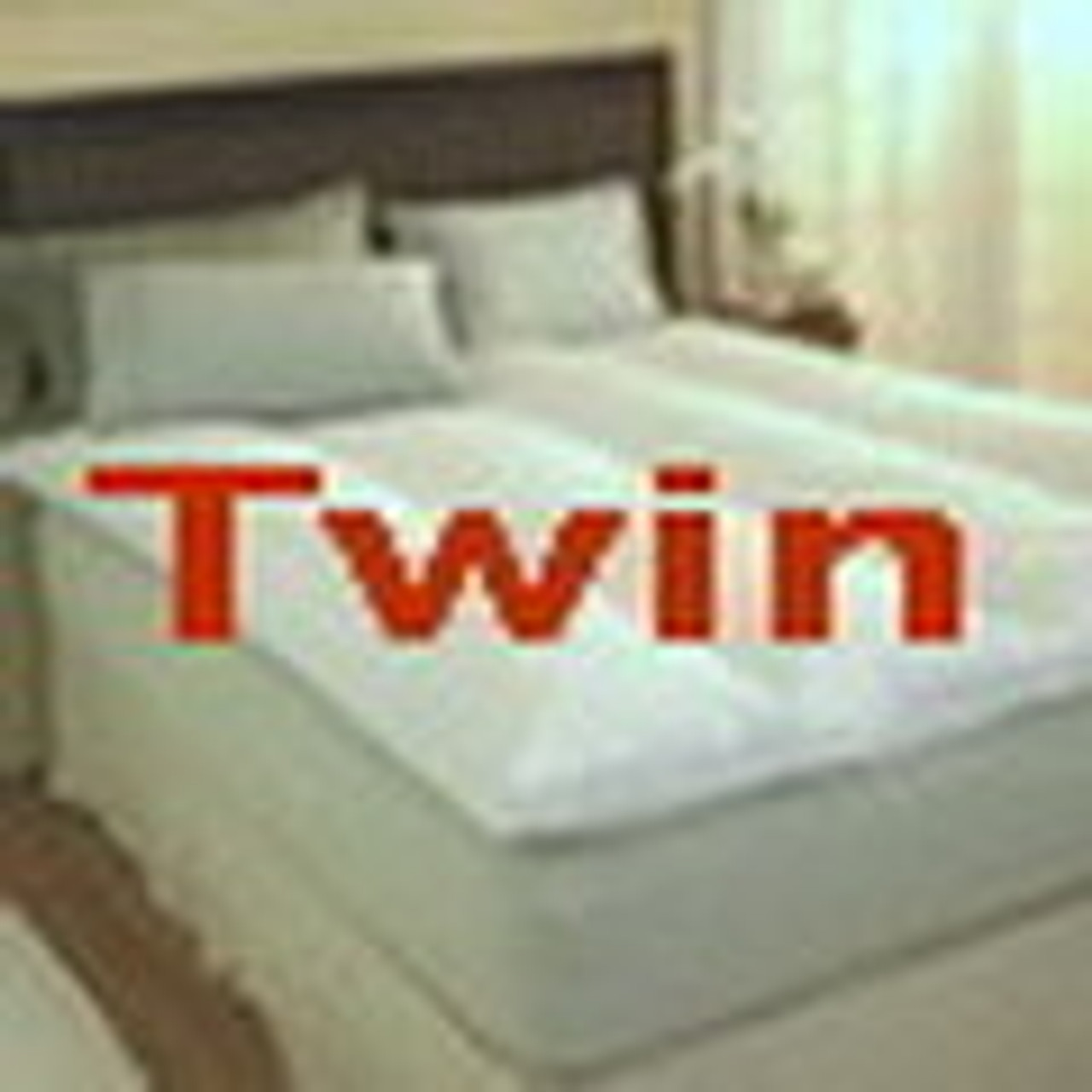 Twin Size Feather Beds