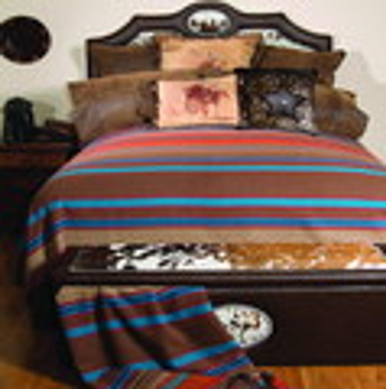 Tombstone Bedspread Ensemble