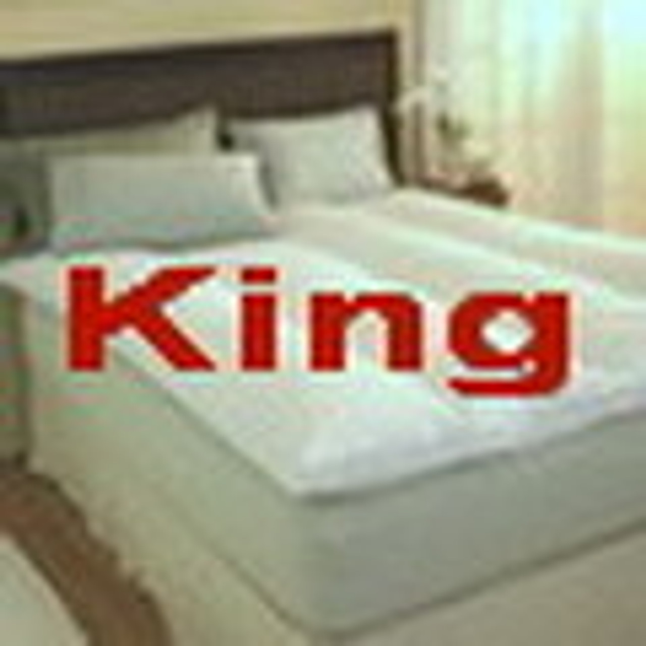 King Size Feather Beds