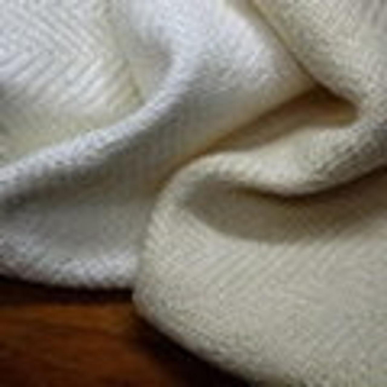 50% Cotton/50% Linen Blankets