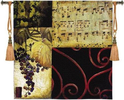 Autumn Waltz II Tapestry Wall Hanging PC-2307-WH