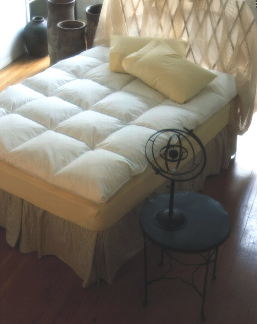 Pacific Coast® Twin Luxe Loft™ Feather Bed