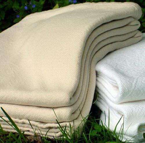 Sahara King Natural Cotton Bed Blanket