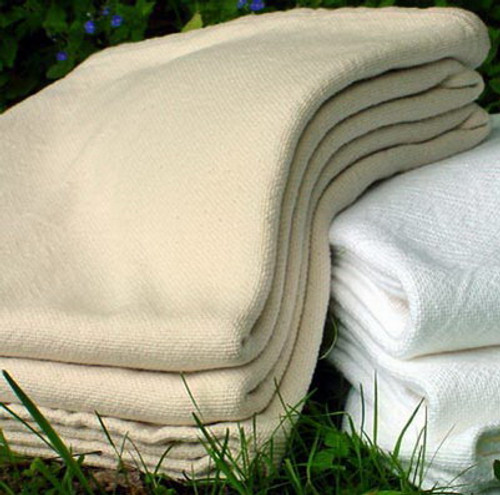 Sahara Queen Natural Cotton Bed Blanket