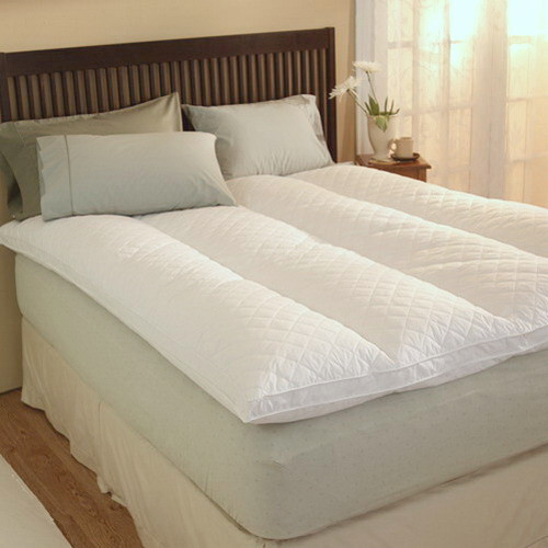 Pacific Coast® Queen Euro Rest® Feather Bed