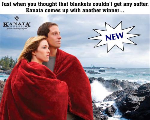 Kanata Plushera Blanket
