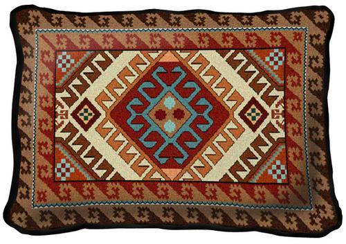 Kilm Tapestry Pillow