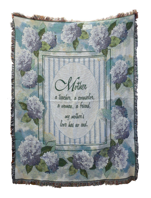 Mother Tapestry Throw 1119-T