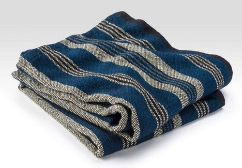 Brahms Mount Luna Cotton and Alpaca Throw