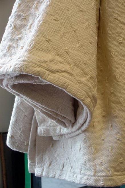 Brahms Mount Natural Cotton Starry Nights King Bed Blanket