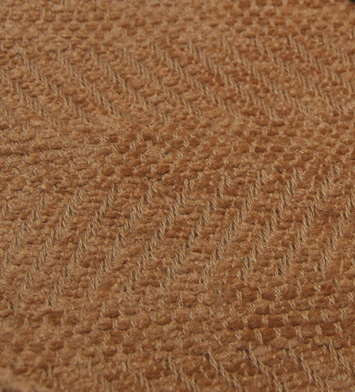 Buffalo Organic Cotton Chenille King Blanket swatch