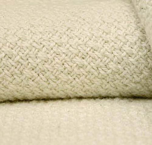 Organic Cotton Crepe Weave Full Sized Blanket FU-CP-1