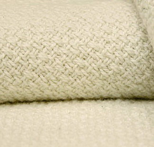 Organic Cotton Crepe Weave Queen Size Blanket