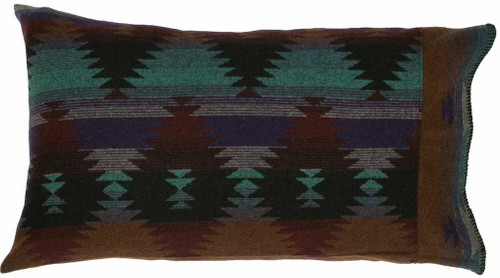Painted Desert fabric Pillow Sham