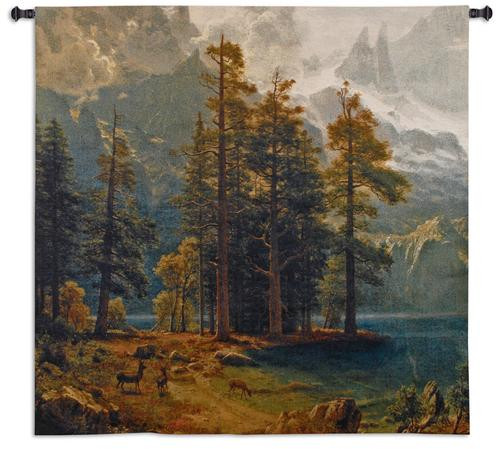 Sierra Nevada Tapestry Wall Hanging