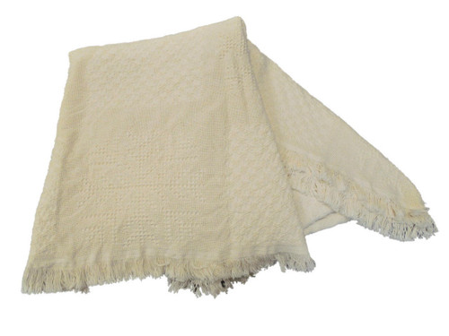 Pure Country Snowflake Natural Cotton Blanket