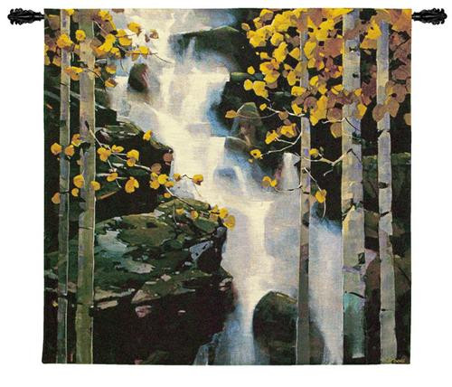 Waterfall Tapestry Wall Hanging