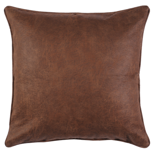 Wooded River Yellowstone III Bourbon Faux Leather Eurosham