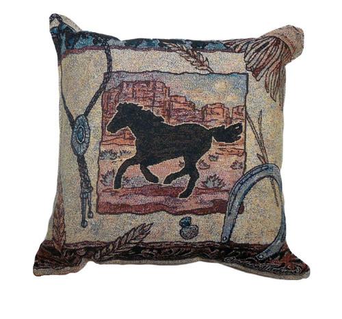 Cheyenne Tapestry Pillow PTP936
